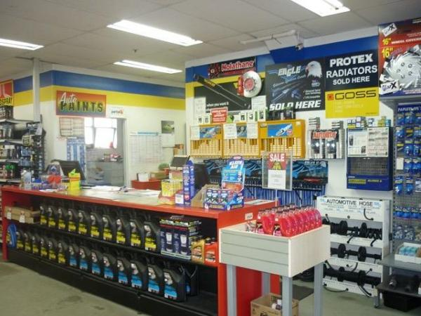 Auto Parts Business For Sale