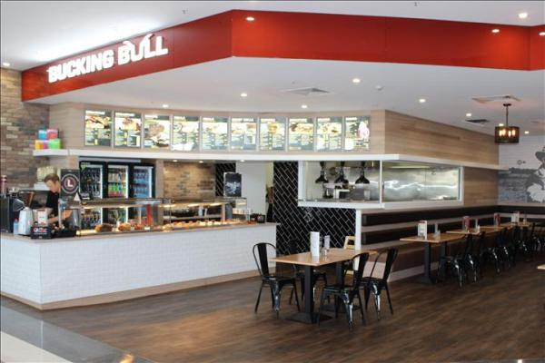 Bucking Bull New Restaurant