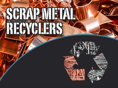 Scrap Metal Recyclers