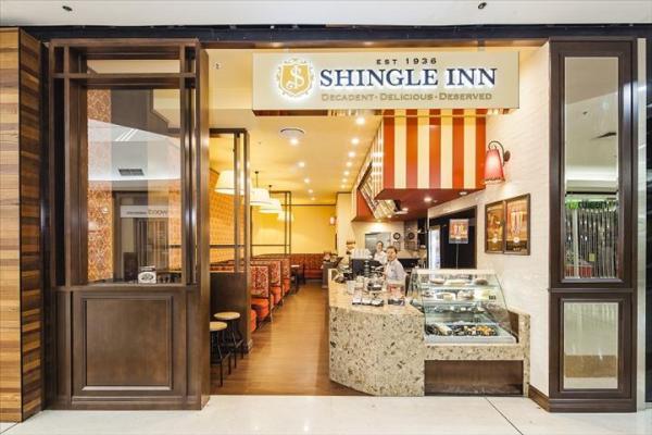 Shingle Inn Cafe World Class Cafe Franchise