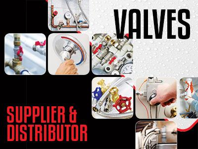Valves Supplier & Distributor
